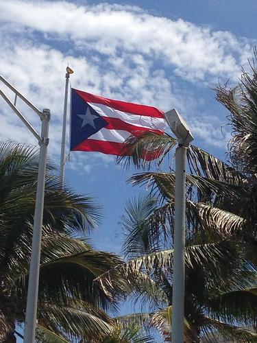 Bandera de PR