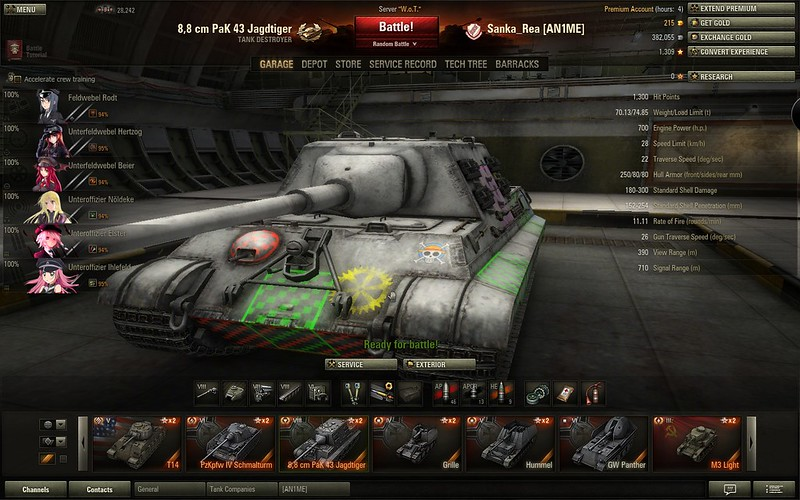 how to make a clan in world of tanks