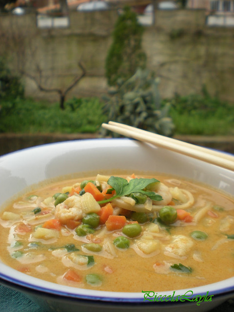 noodls con verdure e gamberi (11)