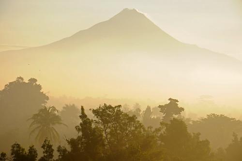 Merapi Morning