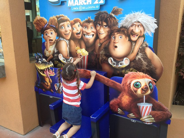 The Spohrs On The Croods!