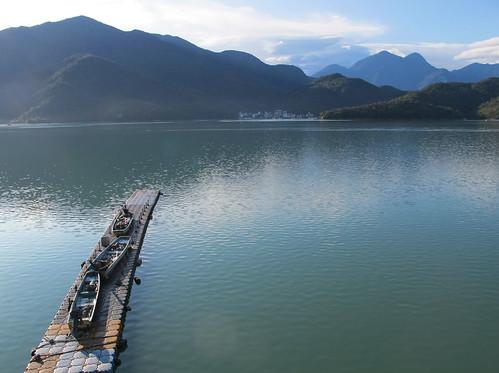 Sun Moon Lake (日月潭), Taiwan