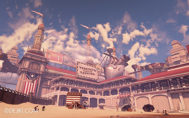 BioShock Infinite - Battleship Bay