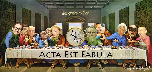ACTA EST FABULA by Colonel Flick/WilliamBanzai7