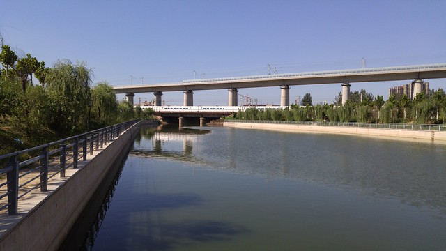High Speed Rail Viaduct