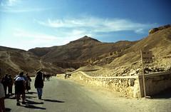 Ägypten 1999 (396) Theben-West: Tal der Könige
