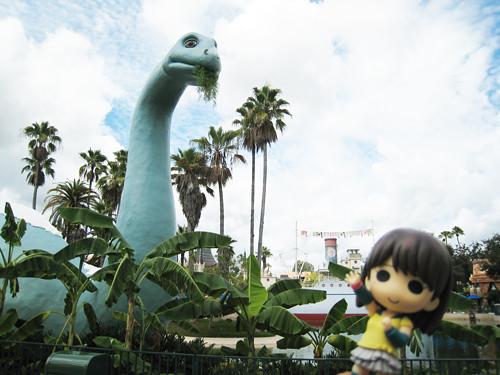 寧々さんinフロリダ ディズニーワールド ディズニー・ハリウッド・スタジオ その2