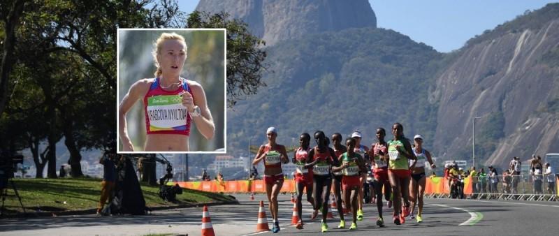 Vrabcová v Riu nezklamala, dosáhla na čas 2:33:51