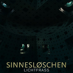 Covergrafik für mein Album »Lichtfraß«