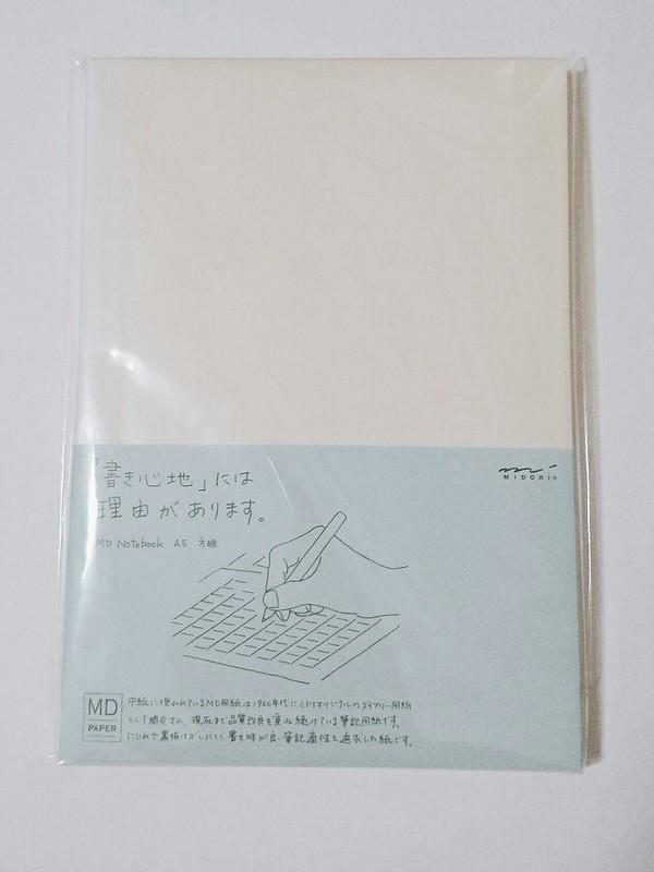 Midoro方格筆記本
