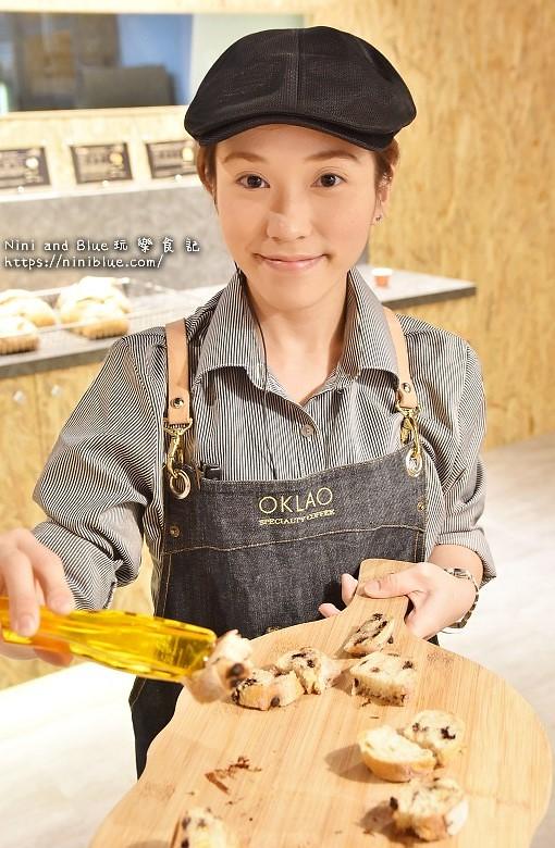 歐客佬咖啡麵包甜點太原路10