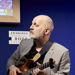 Don Paterson | The multi award-winning poet's verse provides the rhythm for an event featuring his musical band, The Don Paterson Situation © Helen Jones