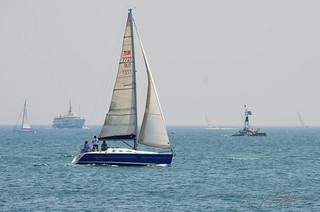 Sailing ( VII )