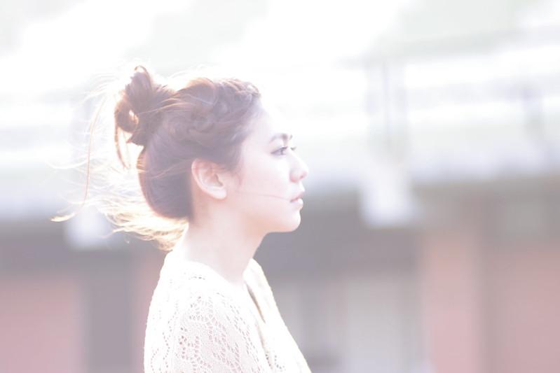 漸暖-亞莎-中山大學外拍