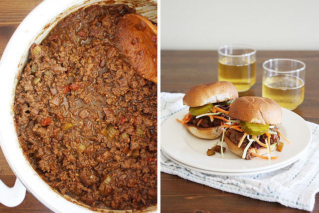asian sloppy joes.