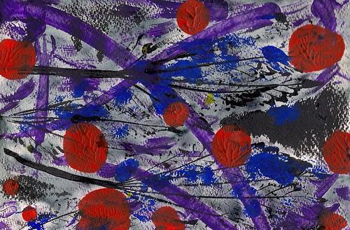 Purple Monkey Wreck  A.P. - 2012 No.2 of 3