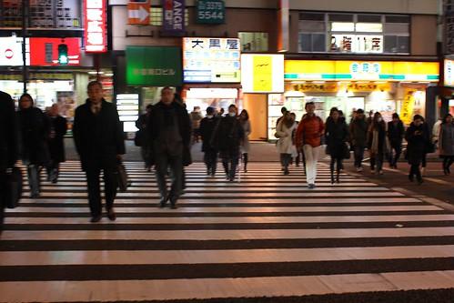 Pedestrian Stripes