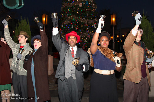 The Buena Vista Street Community Bell Ringers
