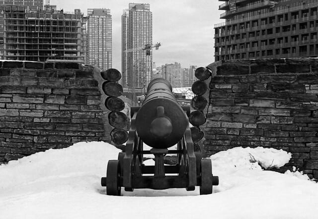 400TX:365 - Week 02 - Fort York