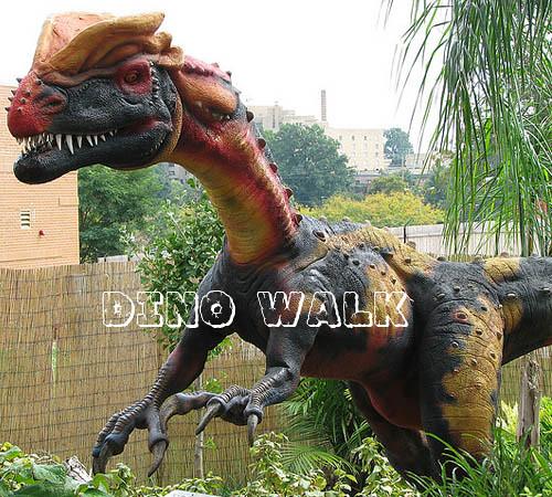 Jurassic Animatronic Dinosaur