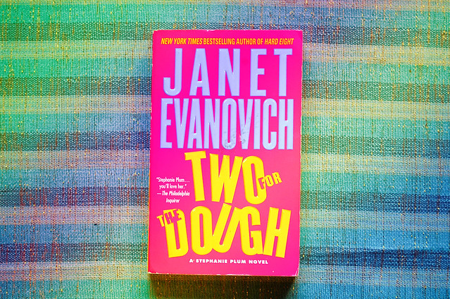 Two For The Dough by Janet Evanovich 29php
