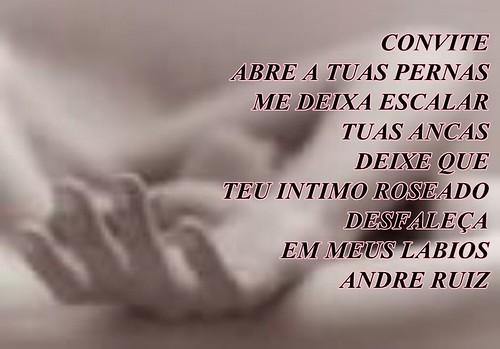 CONVITE by amigos do poeta