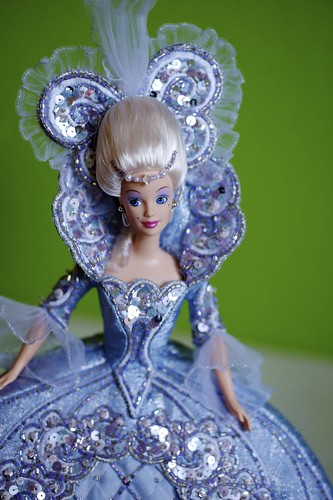 Madame du Barbie by alington