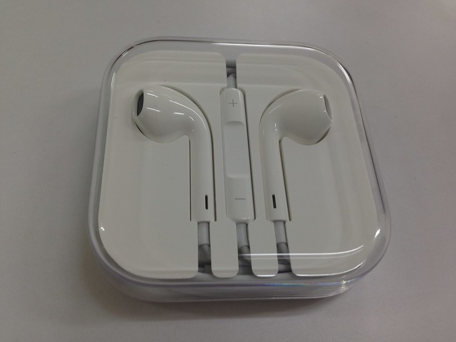 Apple EarPods 耳機