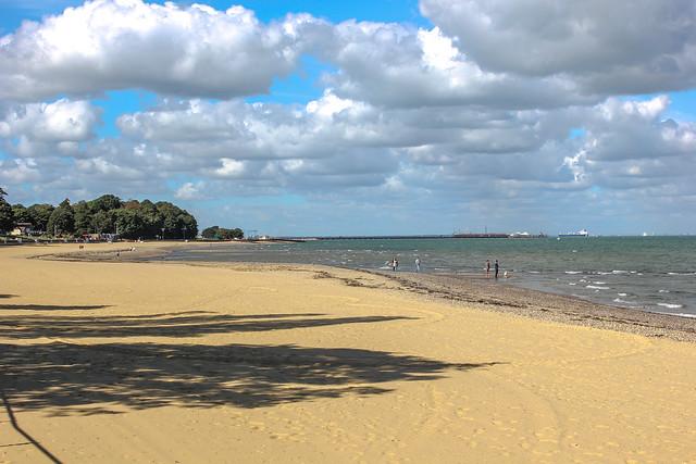 Playa de Ryde, Isla de Wight