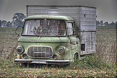 Zerfall & Ruinen - Fahrzeuge / abandoned vehicle