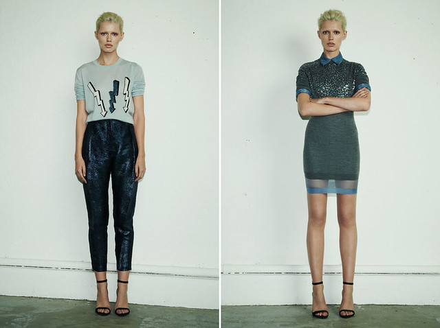 Markus Lupfer Lookbook. Spring-summer 2013