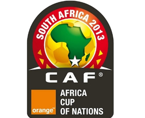 African Cup of Nations 2013 logo