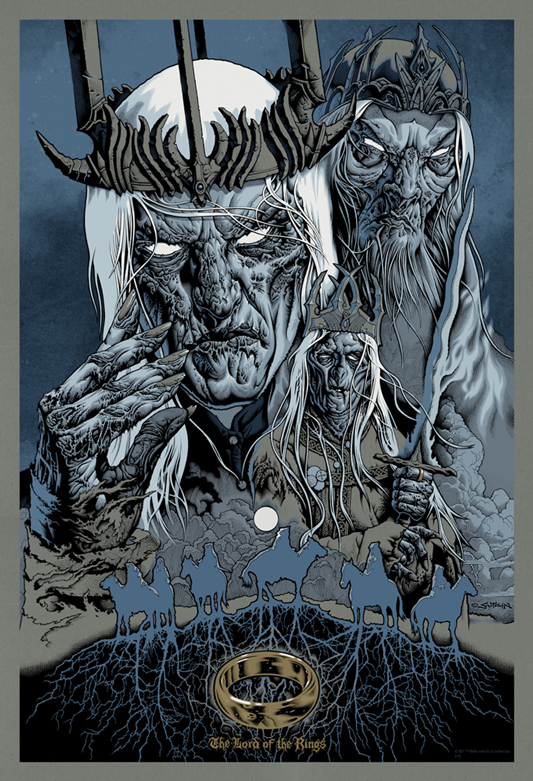 Battle On!!: Lord of the Rings 'Servants of Sauron' AE Editions