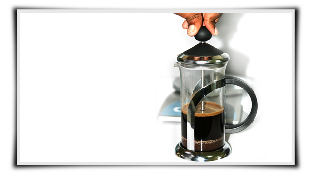 Kopi Luwak French Press 04
