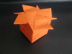 Oschene's Inscrutable Cube
