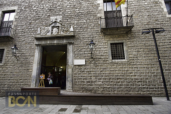Institut d'Estudis Catalans, El Raval, Barcelona