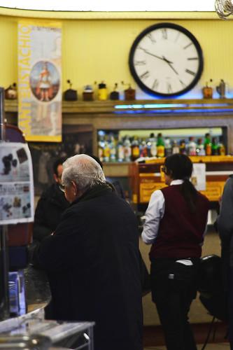 Caffe Sant Eustachio, Rome, Italy
