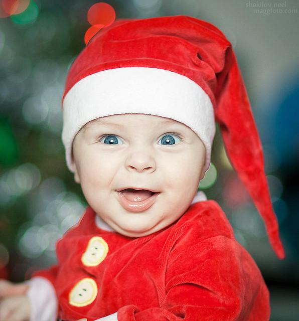 Santa Kid