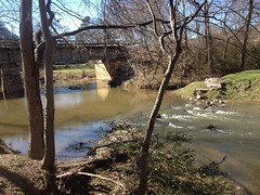 Some Creek in Rockmart