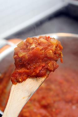 tomato sauce for shakshuka