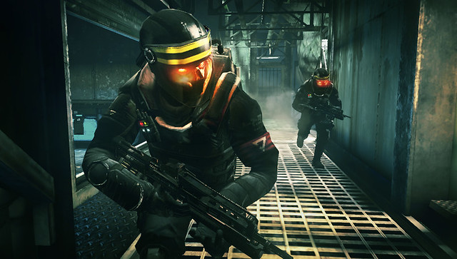 (Killzone Mercenary)