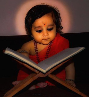 When we were children we did not have a religion, a spiritual practice, a teacher, or a technique, nor did we have to read any self-help books or sacred scriptures. Our very nature was infinitely beautiful and we were the perfectly manifested Book of Life