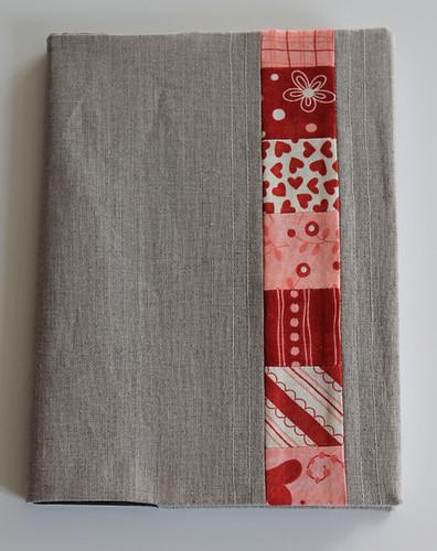 Quaderni e agende rivestite di stoffa la giraffa for Porta quaderni