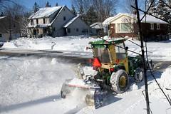 winter, snow, snow removal, snow blower,