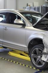 Carwrap Audi q7 S-line