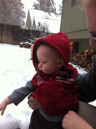 Snow! 9Feb13