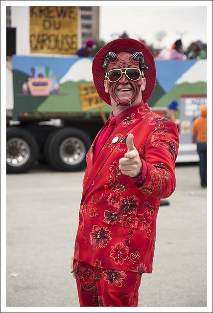 Mardi Gras Parade 2013 2