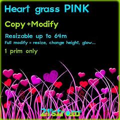Valentine grass