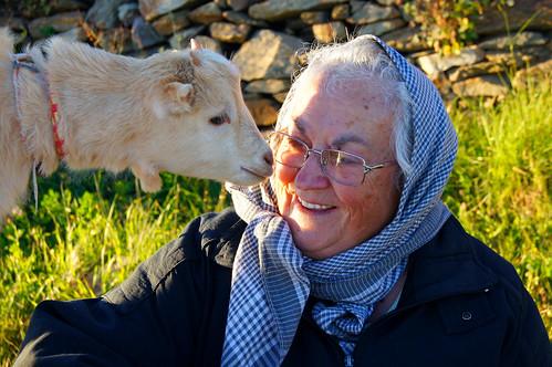 Historias en El Almendro: La Anciana y Caldereta