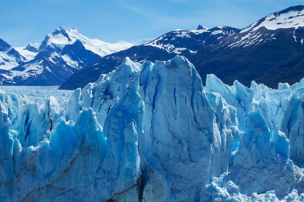 Argentina - Patagonia - El Calafate 007 - Perito Moreno Glacier